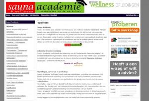 Saunaacademie-webshop
